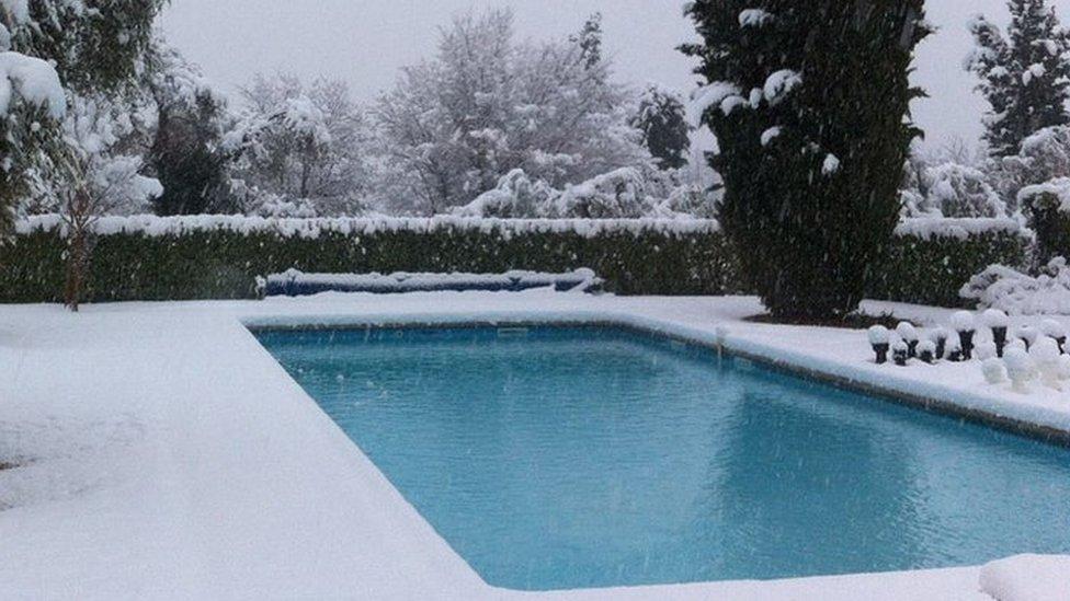 La chiusura invernale delle piscine interrate beautypool - Chiusura invernale piscina ...